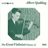 Play & Download The Violin, Vol. 13 (1936, 1938) by Various Artists | Napster