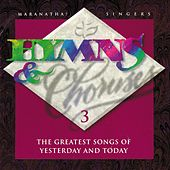 Hymns & Choruses Vol. 3 by Maranatha! Vocal Band