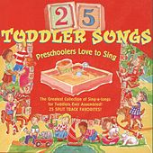 25 Toddler Songs Preschoolers by The Kids Choir