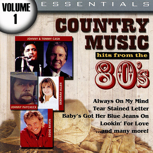 Play & Download Country Music Hits From The 80's Volume 1 by Various Artists | Napster