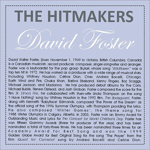 Play & Download Hits of David Foster by The World-Band | Napster
