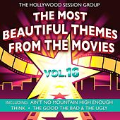 The Most Beautiful Themes From The Movies Vol. 16 by The Hollywood Session Group