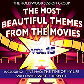 The Most Beautiful Themes From The Movies Vol. 15 by The Hollywood Session Group