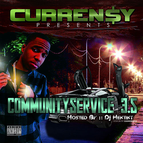 Community Service 3.5 by Various Artists