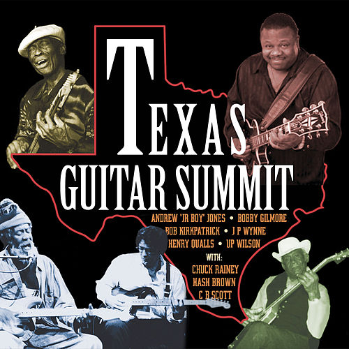 Texas Guitar Summit by Various Artists
