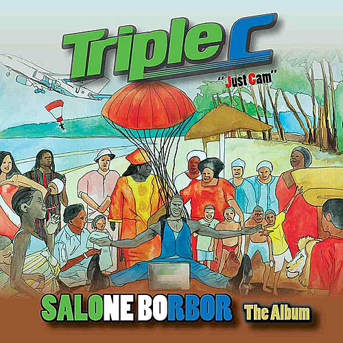 Play & Download Salone Borbor The Album by Triple C | Napster