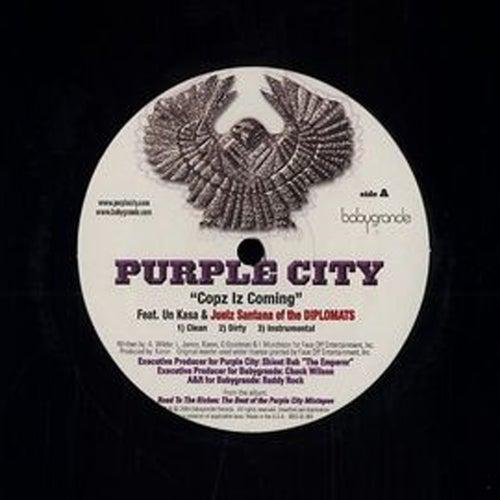 Copz Iz Coming (feat. Juelz Santana of the Diplomats & Un Kasa) (12') by Various Artists