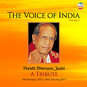 The Voice Of India, Vol. 2 by Bhimsen Joshi