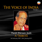The Voice Of India, Vol. 1 by Bhimsen Joshi