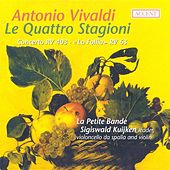 Vivaldi, A.: The 4 Seasons / Cello Concerto, Rv 403 / Trio Sonata,
