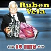 16 Hits by Ruben Vela
