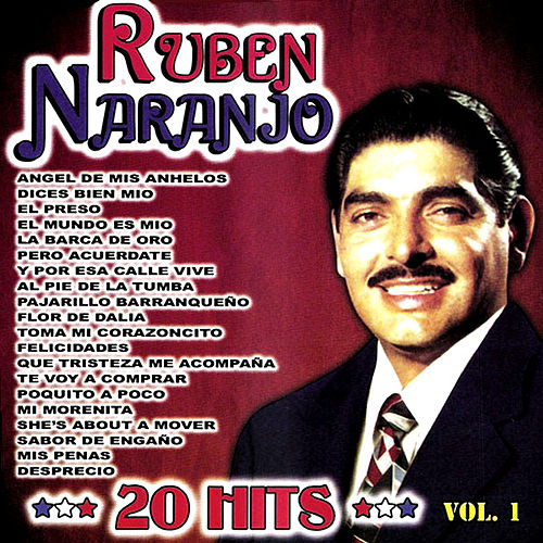 20 Hits Vol. 1 by Ruben Naranjo