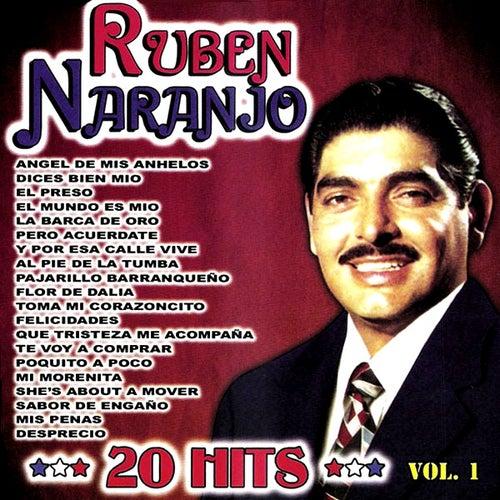 Play & Download 20 Hits Vol. 1 by Ruben Naranjo | Napster