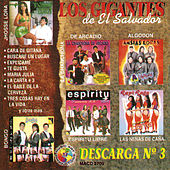 Play & Download Los Gigantes De El Salvador, Descarga #3 by Various Artists | Napster