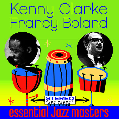 Essential Jazz Masters by Kenny Clarke