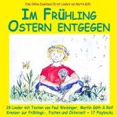 Im Frühling Ostern entgegen - Lieder zur Frühlings-, Fasten und Osterzeit by Martin Göth