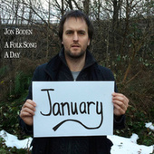 A Folk Song A Day: January by Jon Boden