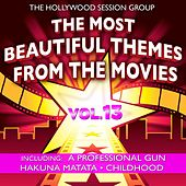 The Most Beautiful Themes From The Movies Vol. 13 by The Hollywood Session Group