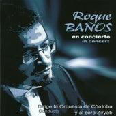 Roque Baños en concierto / In Concert - CD 1 by Roque Baños