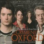 Los crímenes de Oxford by Roque Baños