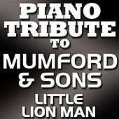 Little Lion Man - Single by Piano Tribute Players