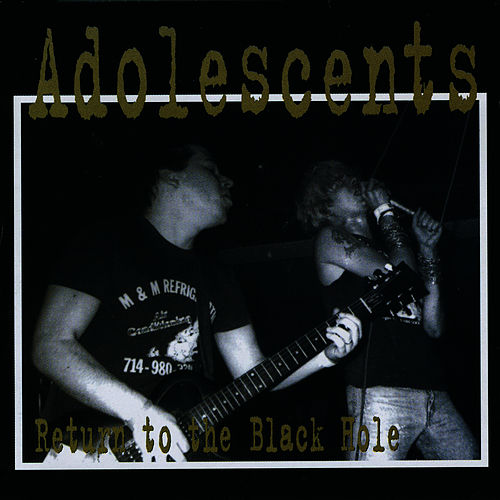 Return to the Black Hole by Adolescents