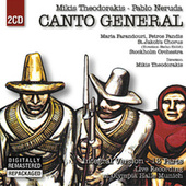 Canto General (Digitally Remastered) by Maria Farantouri (Μαρία Φαραντούρη)