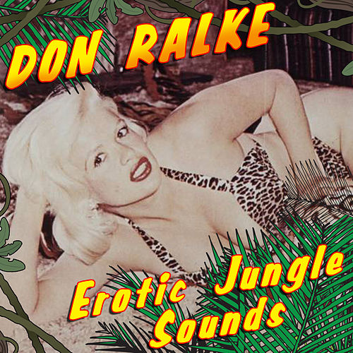 Erotic Jungle Sounds by Various Artists