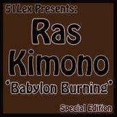 51Lex Presents Babylon Burning by Ras Kimono