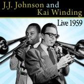Live 1959 by J.J. Johnson