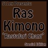 Play & Download 51Lex Presents Rastafri Chant by Ras Kimono | Napster