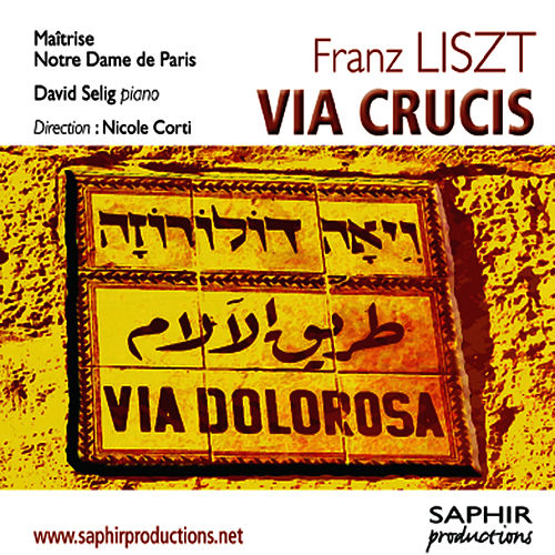 Play & Download Via Crucis by Franz Liszt | Napster