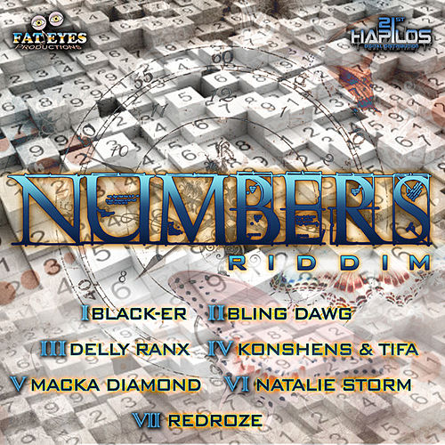 Numbers Riddim by Various Artists