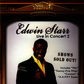 Play & Download Live From the U.K. by Edwin Starr | Napster