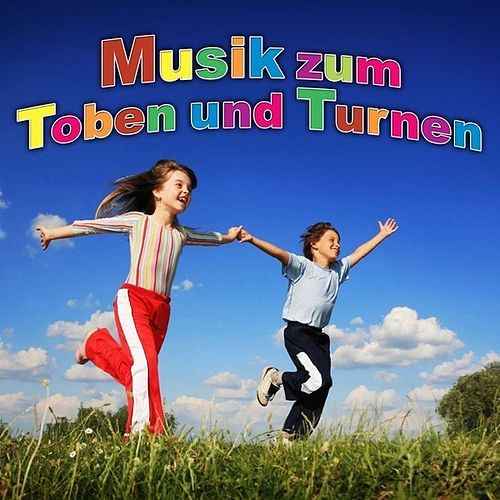Musik zum Toben und Turnen by The Countdown Kids