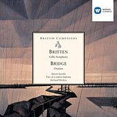 Britten: Cello Symphony . Bridge: Oration by Nicholas Ward