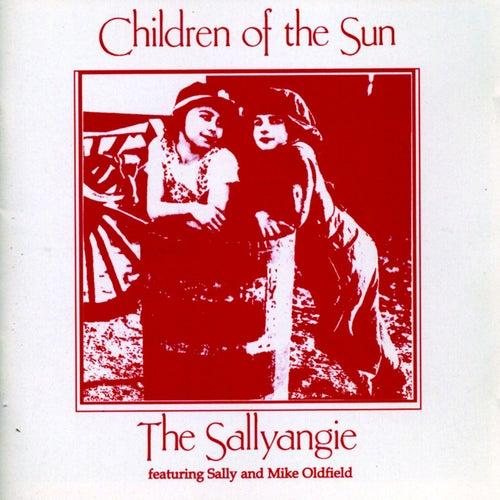 Children Of The Sun by Sallyangie