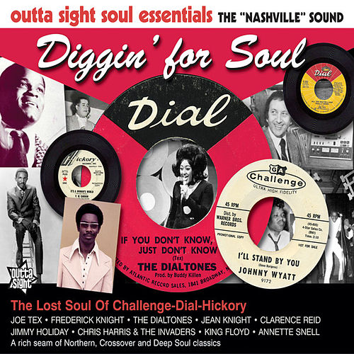 Diggin' For Soul by Various Artists