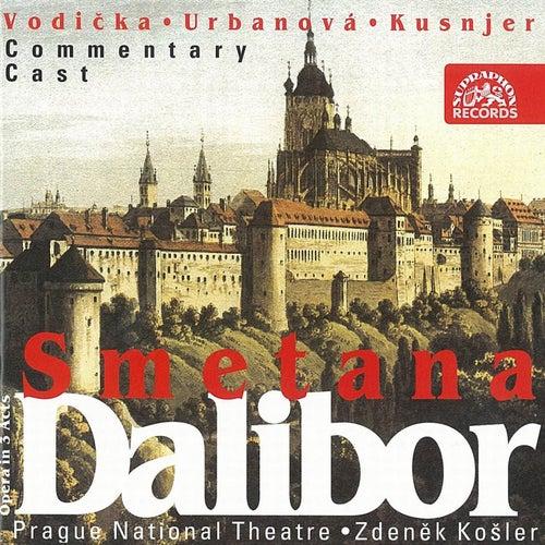 Smetana: Dalibor by Ivan Kusnjer