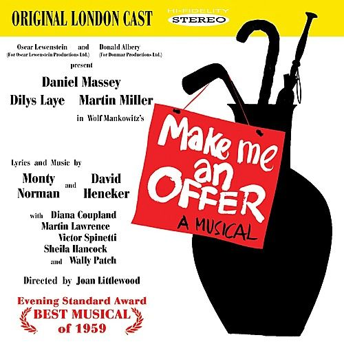Make Me An Offer (Original London Cast) by Various Artists
