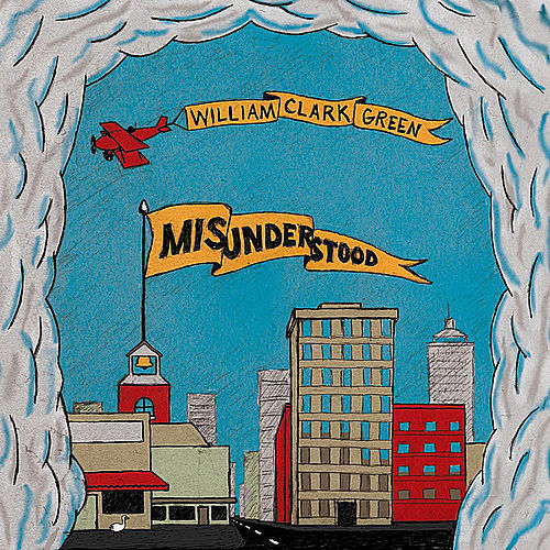 Misunderstood by William Clark Green