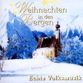 Weihnachten in den Bergen von Various Artists