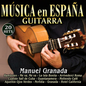 Play & Download Guitarra. Música de España by Manuel Granada | Napster