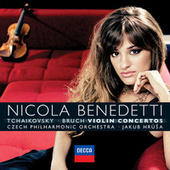 Play & Download Tchaikovsky-Bruch Violin Concertos by Nicola Benedetti | Napster