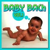 Baby Bach   Vol 1 by Johann Sebastian Bach