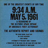 May 5, 1961 - A Recording Of The Historic Space Voyage of America's First Astronaut by Various Artists