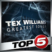 Top 5 - Tex Williams - EP by Tex Williams