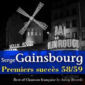 Gainsbourg, premiers succès 58-59 by Serge Gainsbourg