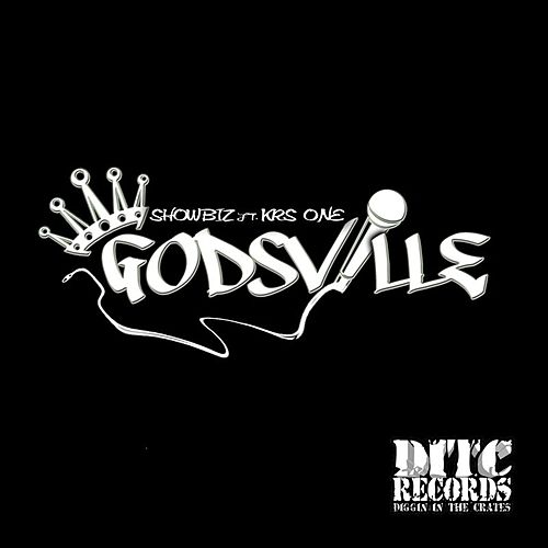 Godsville by KRS-One