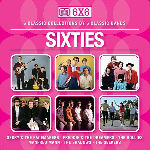 6 x 6 - The Sixties by Various Artists